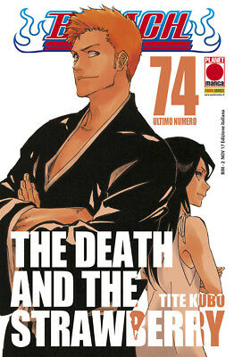 Planet Manga - Bleach 74 - Nuovo !!!