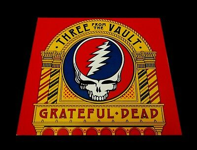 Grateful Dead Three From The Vault 3 III Port Chester New York 2/19/1971 NY 2 CD