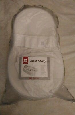 Red Castle CocoonaBaby Nest with 3 Fitted Sheets, White Manual and Bag RRP £180
