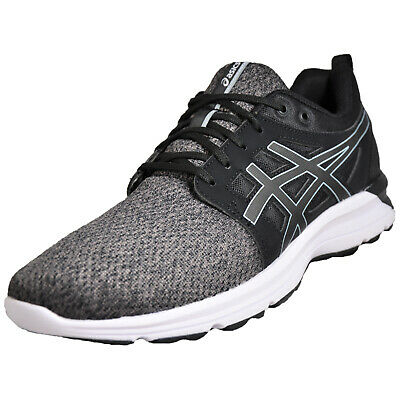 Asics Gel Torrance Homme Chaussures Course Fitness Gym Sport Baskets Noires 7dbbae3557f