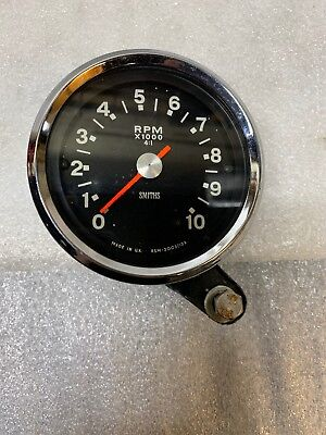 Smiths Tachometer For Triumph Motorcycles