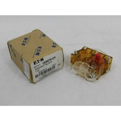 Eaton 10250T51CP Contact Block, 30mm, 1NC