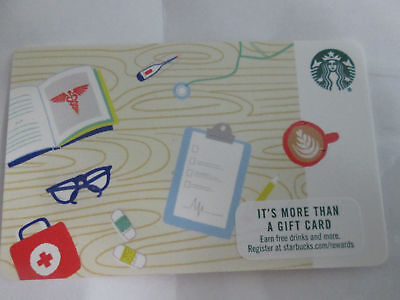NEW STARBUCKS CORPORATE HEALTHCARE Gift Card