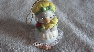 Duckling Decorative Bell