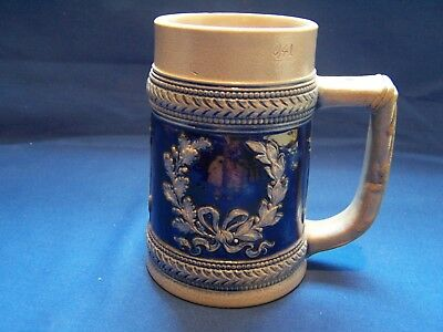 Vintage German beer stein .4 liters