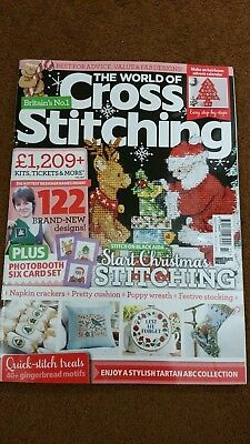 The World Of Cross Stitching Issue 273