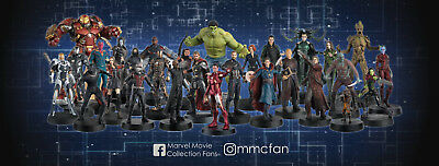 Marvel Movie Collection Figures + Specials + Eaglemoss