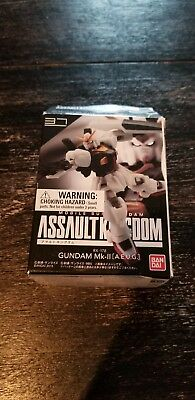 Assault Kingdom Mobile Suit GUNDAM Mk-II Bandai Figure Loot Crate Anime