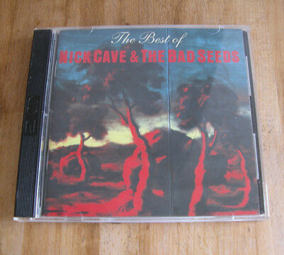 Nick Cave & The Bad Seeds - The Best Of ... CD. 1998 Mute. MINT.