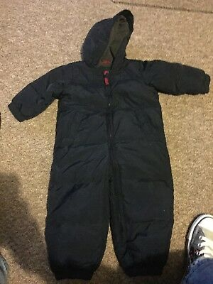 4c701ba06 BABY GAP SNOW suit