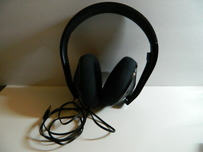 MICROSOFT XBOX ONE Stereo Headsets (One side NO sound) No Adapter  Headset  only