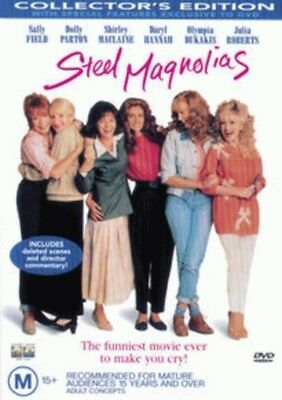 Steel Magnolias (Collector's Ed.) = NEW DVD R4