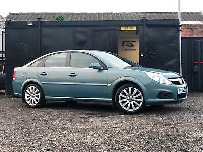 * 2006 VAUXHALL VECTRA 1.9 CDTi SRI DESIGN + ALLOYS + HALF LEATHERS + P/SENSORS