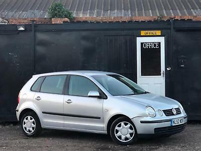 * Volkswagen Vw Polo 1.4 5 Door  Automatic + Ideal First Car + Auto *