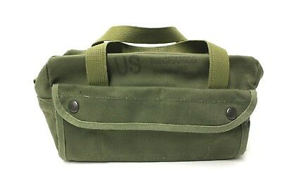 Tool Bag, U.S. Made Heavy Canvas