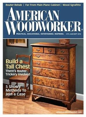 American Woodworker Magazine Collection Dvd-Rom