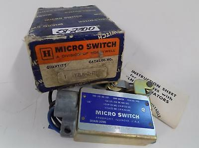 Honeywell Micro Switch Yzln-2-Rh Nib