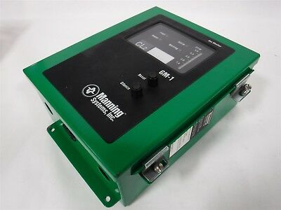 New No Box Manning Systems Gm-1 Gas Monitor S6