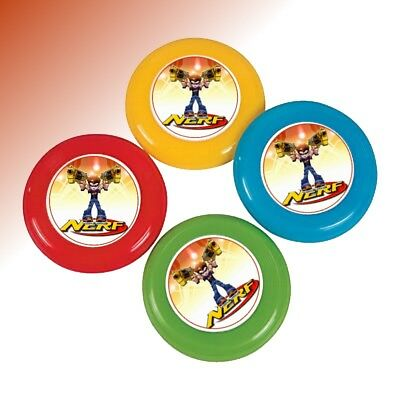treat bags prizes 12ct~ FRESH BEAT BAND mini frisbees birthday party favor