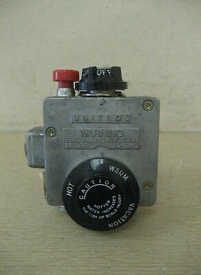 Robertshaw R110RTSP 3210426 66-178-335 Water Heater Gas Valve Thermostat Used