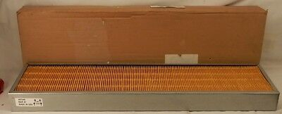 Kysor #b407340 HVAC Air Filter 7 1/2 in. x 28 in. x 2 3/16 in. 3475018
