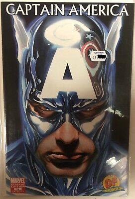CAPTAIN AMERICA #34 - Dynamic Forces Variant Alex Ross Marvel Comics Limited