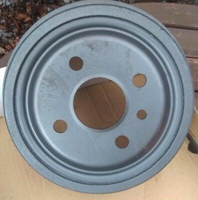 VAUXHALL ASTRA 1991 -98 REAR BRAKE DRUM 200mm DIAMETER AUTONATIONAL BDM0147