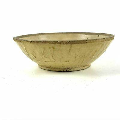 Antique Japanese Chinese Asian Pottery Bowl