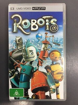 Robots UMD Video Movie For Sony PSP