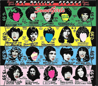 Some Girls [Deluxe Edition] [Digipak] The Rolling Stones (2011 2CDs Universal)