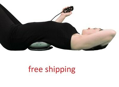 Dynamic Wedge Automatic Lumbar Traction Device Relieve Back Pain
