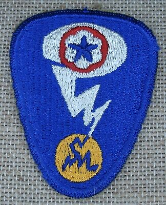 Original Wwii - Us Atomic Bomb Personnel Manhattan Project Patch