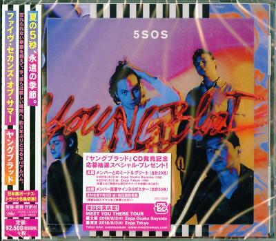 5 Seconds Of Summer-Youngblood-Japan Cd Bonus Track F56