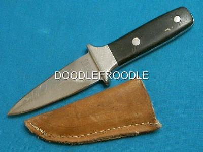 """""""outlaws"""" Gamblers Shady Ladies Garter Dirk Dagger Boot Stiletto Knife Knives Vg"""