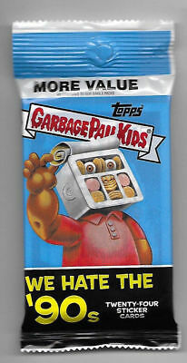 2019 GARBAGE PAIL KIDS WE HATE THE 90's Guaranteed ARTIST SKETCH CARD HOT PACK