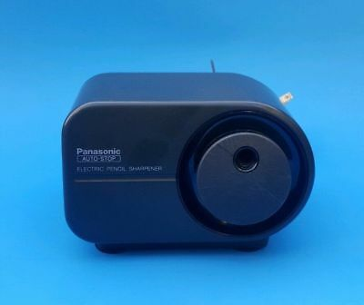 Panasonic KP-350 BLACK Electric Pencil Sharpener with Auto Stop