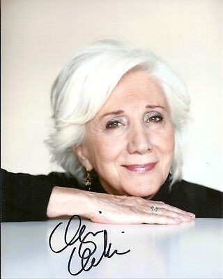 OLYMPIA DUKAKIS - Moonstruck - Steel Magnolias -Tales of the City 8x10 Autograph