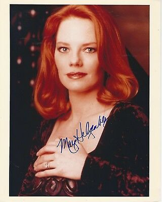 MARG HELGENBERGER - China Beach - CSI - Species - 8x10 Signed Autograph