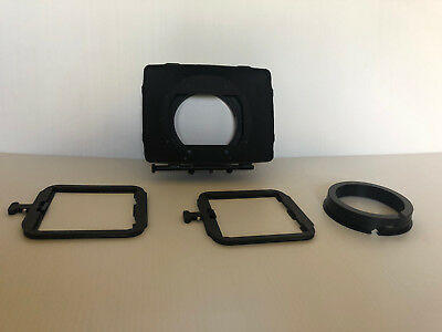 VOCAS MB-320 Matte Box with 85mm Donut Ring and 2 4x4 Filter Trays