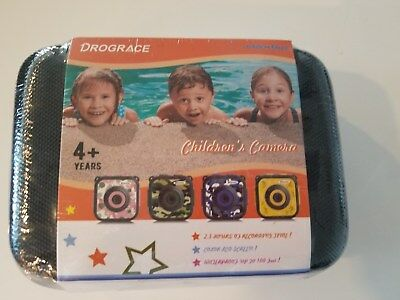 CHILDREN'S CAMERA with video!  It's so easy to operate, a 4 year old can use it!