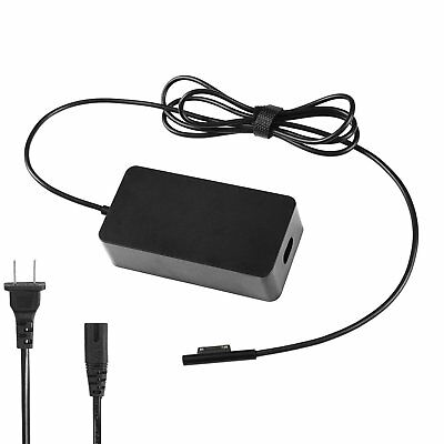For Microsoft Surface Pro 5 4 3 Book Power Supply Adapter 15V 4A AC Charger 65W