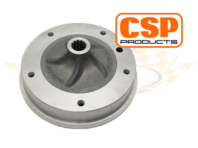 CSP Brake Drums Rear (Pair) VW T2 Split 1955–1963