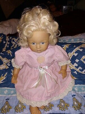 Interactive Baby Doll