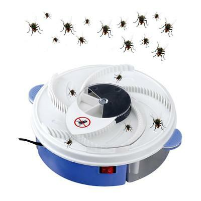 Electric USB Automatic Flycatcher Fly Trap Pest Reject Control Catcher Mosquitos