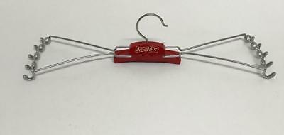 ** Vintage Retro ** Rockfix Folding Adjustable Coathanger Made In Germany ~ Rare