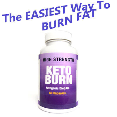 KETO BURN - ADVANCED WEIGHT LOSS (60 Capsules) Purefit Slimming FREE SHIPPING