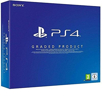 SEHR GUT: PlayStation 4 Konsole D Chassis 500GB mit Dualshock 4 Controller SONY