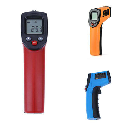 GN- Non-Contact Laser LCD IR Infrared Termometro Digital Surface Thermometer Com