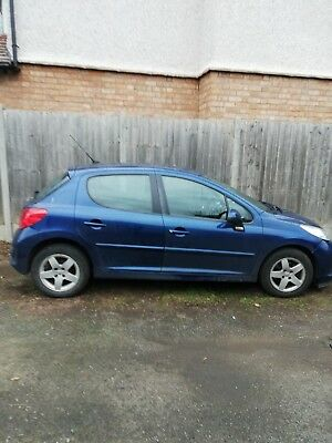 2008 peugeot 207 1.4 spares or repair  (non-runner)