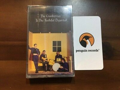 Cranberries - To The Faithful Departed Cassette Tape Korea Edition Sealed